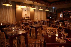 חדר פרטי במסעדה